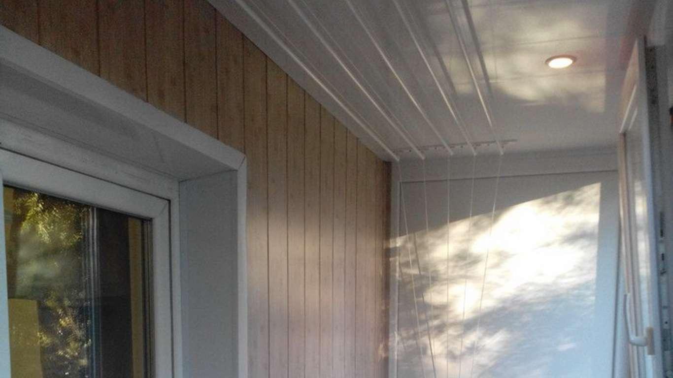 балконная сушилка