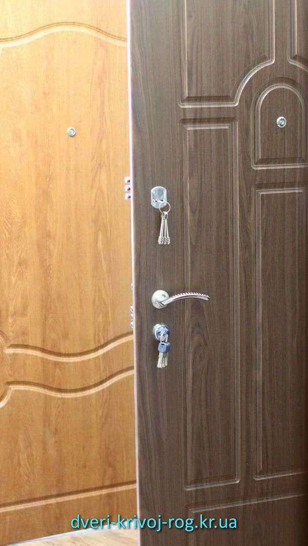 Входные двери купить в Кривом Рогу